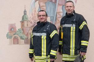 Kommandanten FF Kalchreuth